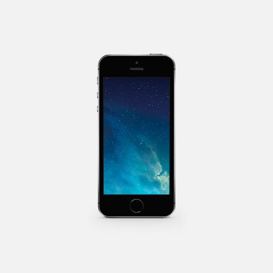Kategorie iPhone 5S