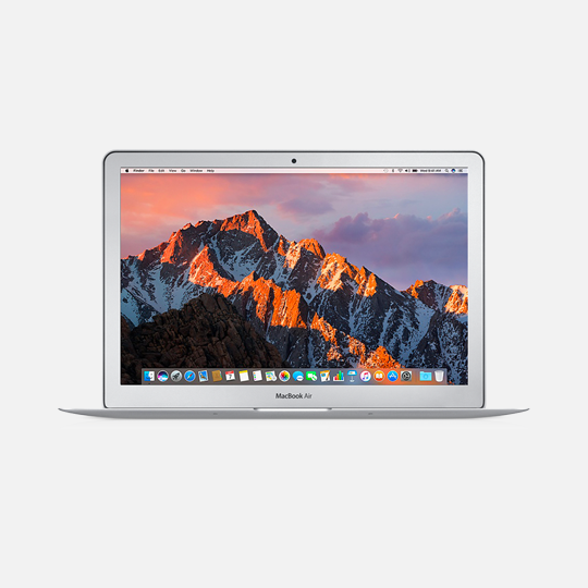 Kategorie MacBook Air (do 2017)