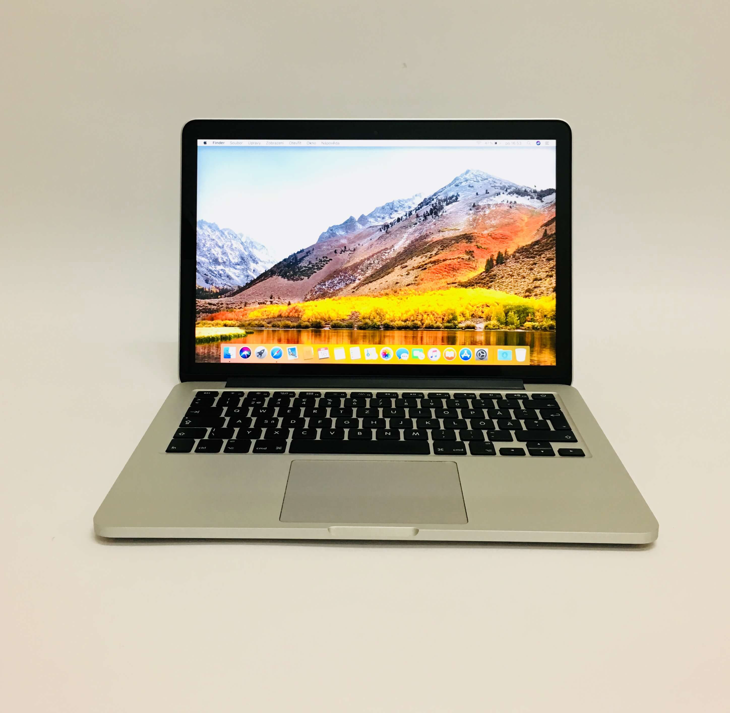 Macbook Pro 13'' Retina, i5, rok 2015, 8GB RAM, 256GB SSD