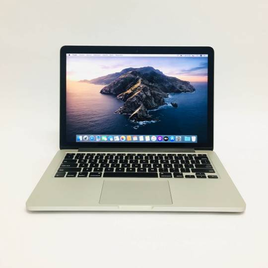Macbook Pro 13'' Retina, i7, rok 2015, 16GB RAM, 256GB SSD