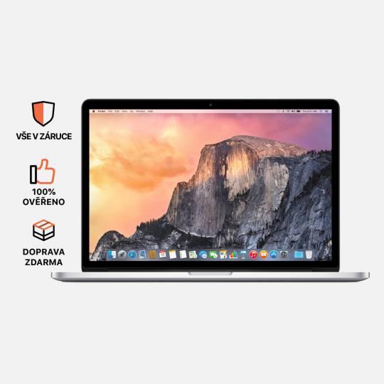 MacBook Pro 15 Retina, i7, rok 2014, 16GB RAM, 512GB SSD
