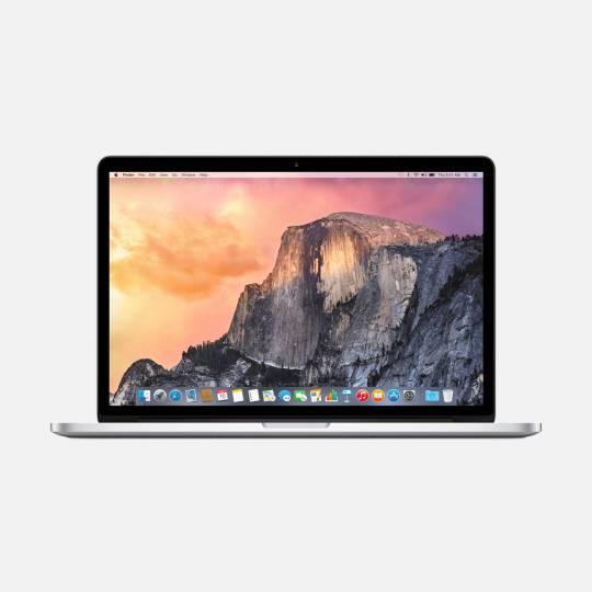 MacBook Pro 15'' Retina, i7, rok 2013, 8GB RAM, 256GB SSD