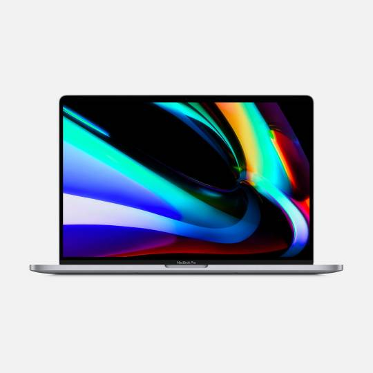 Macbook Pro 16'',Space Gray, i7, rok 2019, 16GB RAM, 512GB SSD