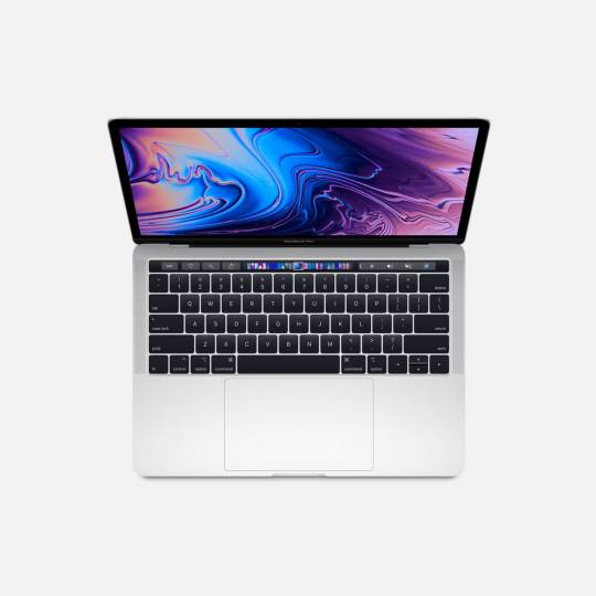 MacBook Pro 13'' Touch Bar Silver, i5, rok 2020, 16GB RAM, 1TB SSD