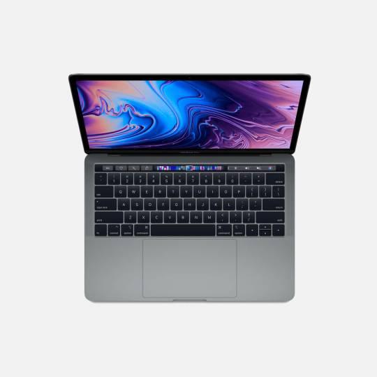 MacBook Pro 13'' Retina Touch Bar, Space Gray, i7, rok 2017, 16GB RAM, 256GB SSD