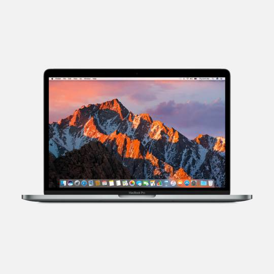 Macbook Pro 13'' Retina, Space Gray, i7, rok 2017, 16GB RAM, 512GB SSD