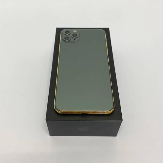 GIVORI iPhone 11 Pro Max 256GB Midnight Green Dual SIM